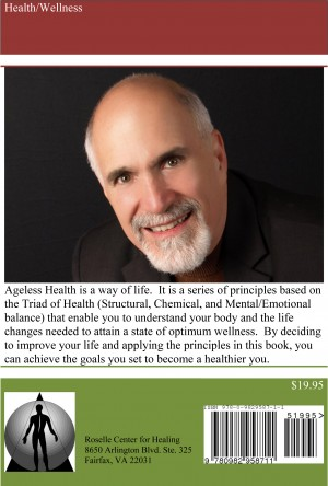 ageless health book back cover