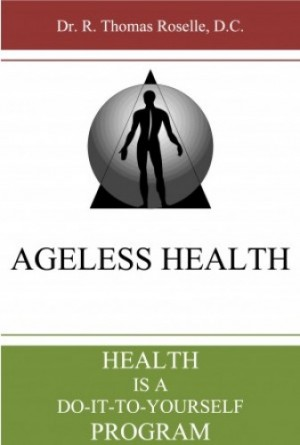 ageless health book front cover