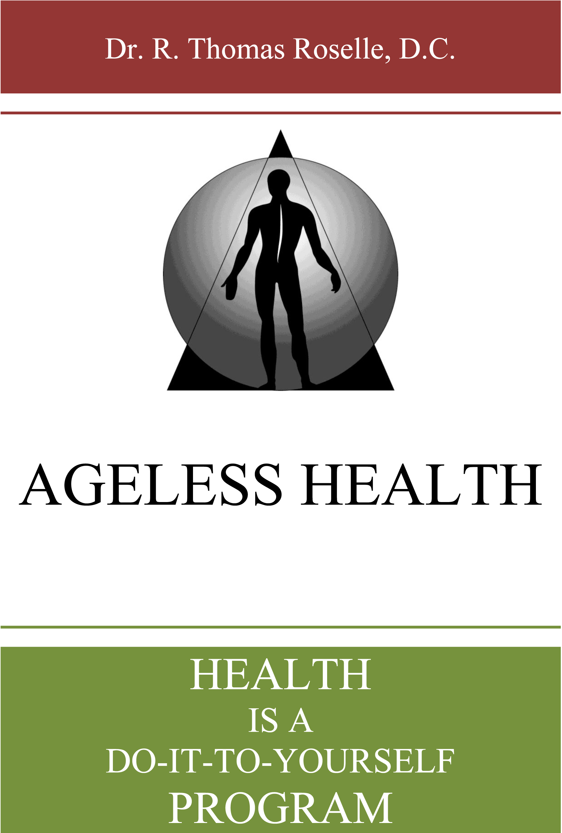ageless health book cover