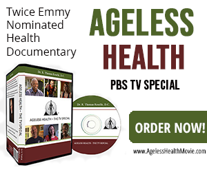 ageless health the movie cube ad